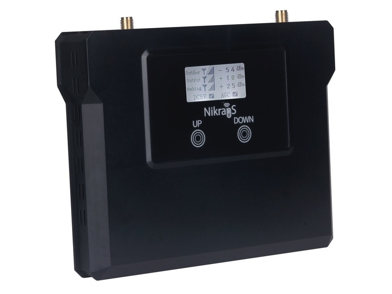 Cell signal repeater Nikrans LCD-3000-Voice, 3G & 4G